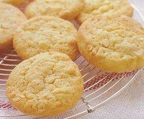 Апельсиновое печенье с фундуком