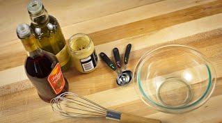 салат с кедровыми орехами шаг 4